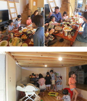 蕎麦会/安曇野有明M邸/ラージヒル_c0089242_17005697.jpg