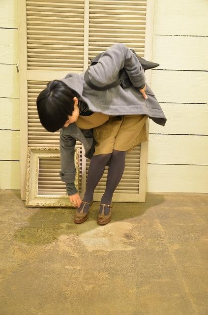 ☆Nouveles du paradisフード付きメルトンコート☆ _a0256162_15182194.jpg
