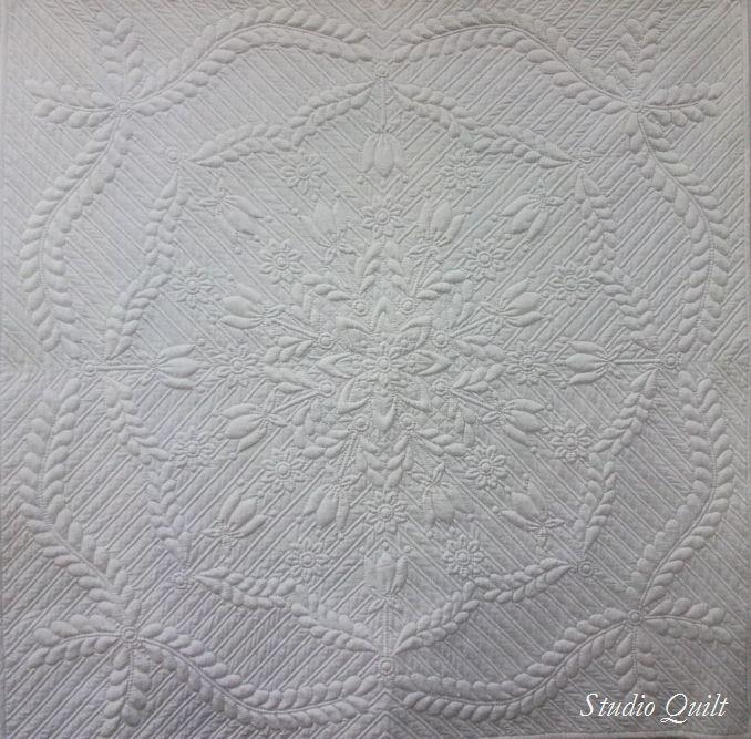ホワイトキルト♪_f0295063_18311392.jpg