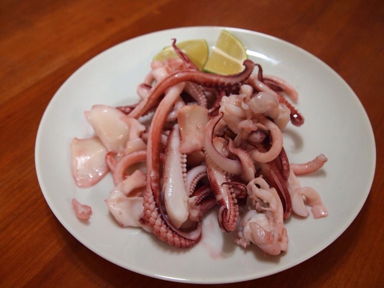 肉だんごと椎茸のウマ煮_a0258686_74667.jpg