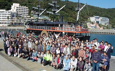 下田への後援会バスツアー行ってきました!_d0050503_655374.jpg