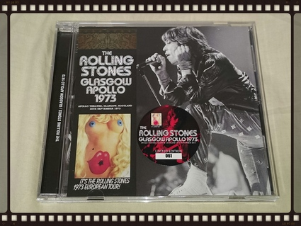 THE ROLLING STONES / GLASGOW APOLLO 1973_b0042308_12125597.jpg