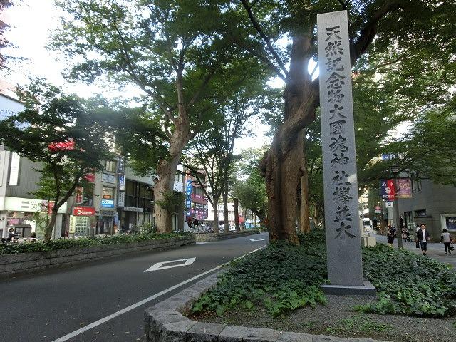 府中市(東京都)の全国初の取組み 道路や並木の点検、補修、清掃、剪定等を「包括管理委託」_f0141310_7474952.jpg