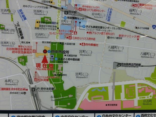 府中市(東京都)の全国初の取組み 道路や並木の点検、補修、清掃、剪定等を「包括管理委託」_f0141310_7491964.jpg