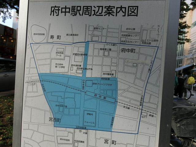 府中市(東京都)の全国初の取組み 道路や並木の点検、補修、清掃、剪定等を「包括管理委託」_f0141310_749453.jpg