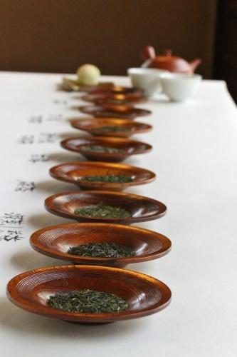 喜楽亭で楽しむ おいしい日本茶   10月_b0220318_22300701.jpg