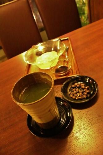 喜楽亭で楽しむ おいしい日本茶   10月_b0220318_22472242.jpg