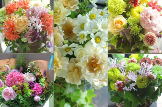 45本の白バラを♡_d0203649_184386.jpg