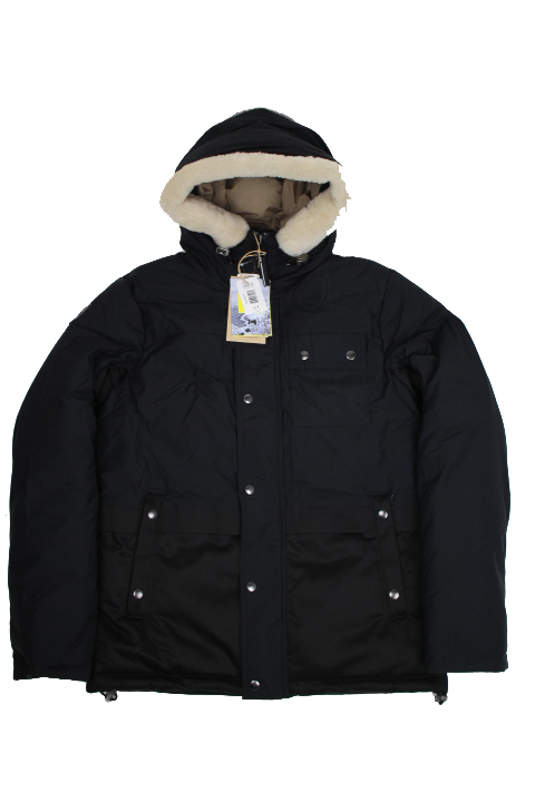 OSC CROSS - Down Jacket -_b0121563_12423989.jpg
