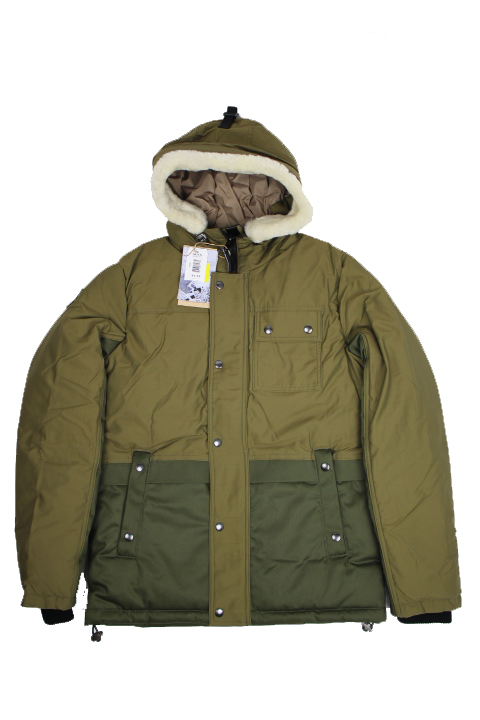 OSC CROSS - Down Jacket -_b0121563_12425340.jpg