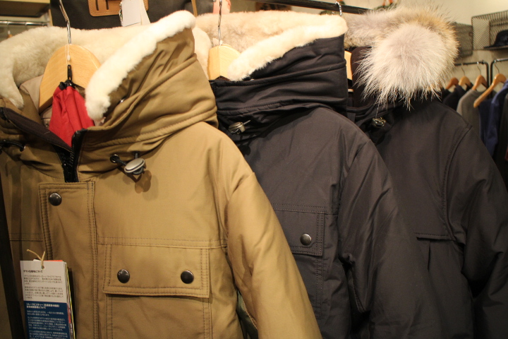 OSC CROSS - Down Jacket -_b0121563_1358984.jpg