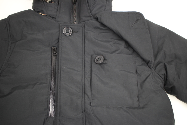OSC CROSS - Down Jacket -_b0121563_1373525.jpg