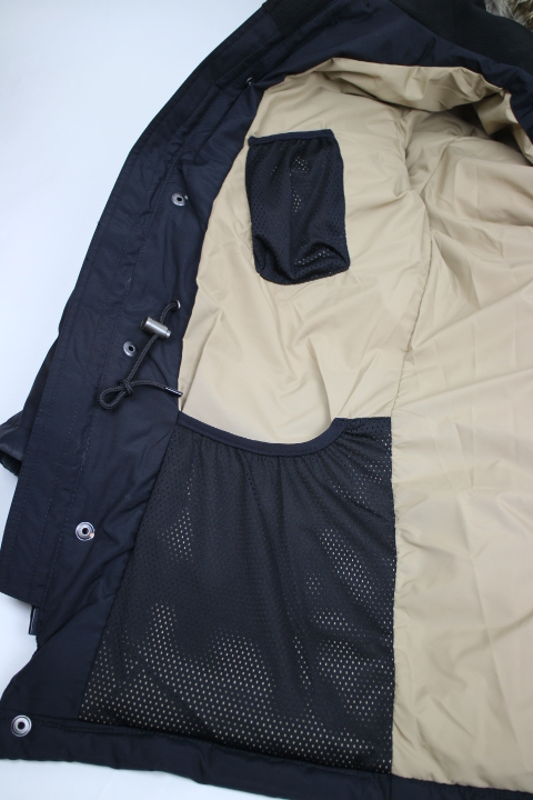OSC CROSS - Down Jacket -_b0121563_1383752.jpg