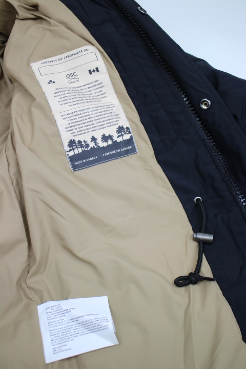 OSC CROSS - Down Jacket -_b0121563_1385096.jpg