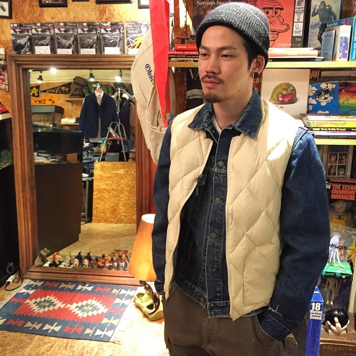 スタイル提案『Denim Jacket Style』_b0121563_18424654.jpeg