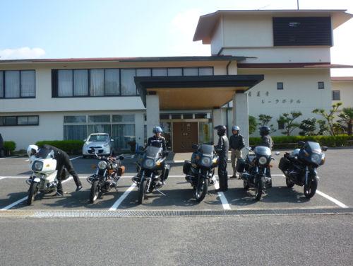 水曜ツーリング OHV限定/青蓮寺・曾爾_e0254365_2059287.jpg