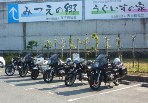 水曜ツーリング OHV限定/青蓮寺・曾爾_e0254365_2151483.jpg
