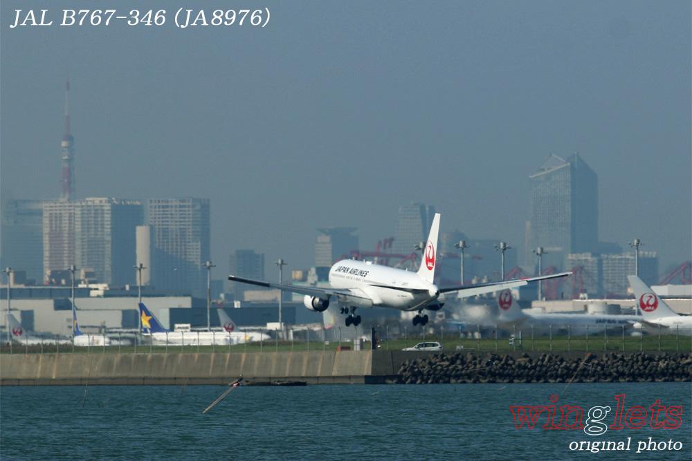 '15年 川崎・浮島公園レポート・・・JAL/JA8976_f0352866_2328408.jpg