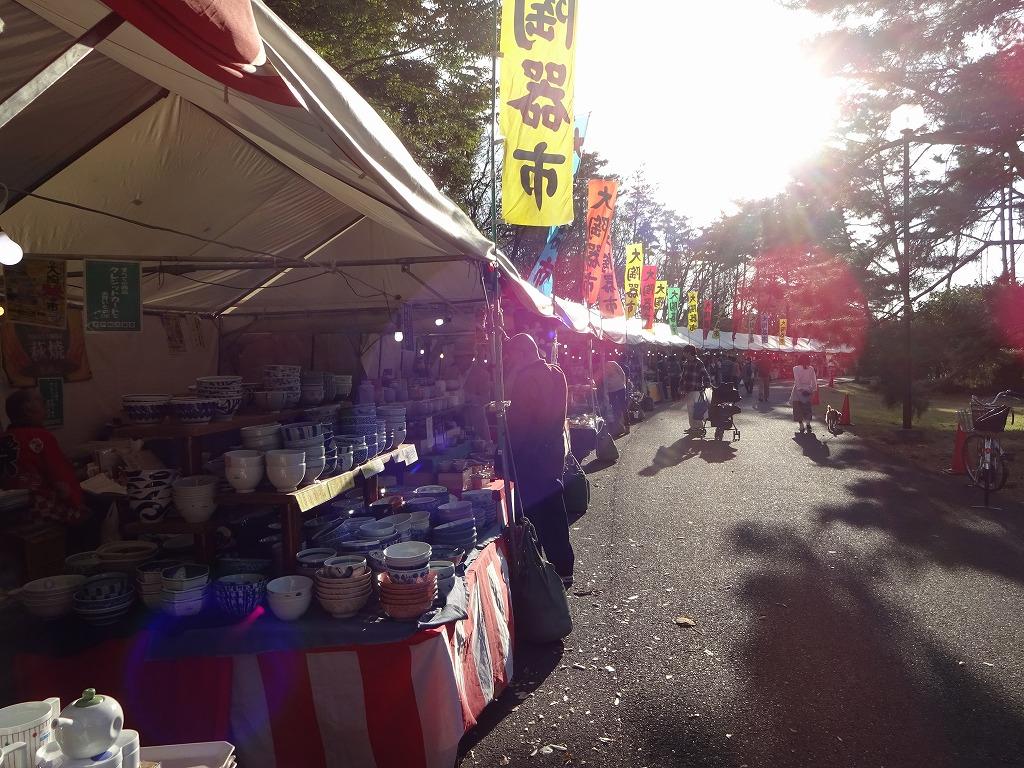 IKEA 三郷~大陶器市 in 和光樹林公園&凄い月_d0061678_23535367.jpg