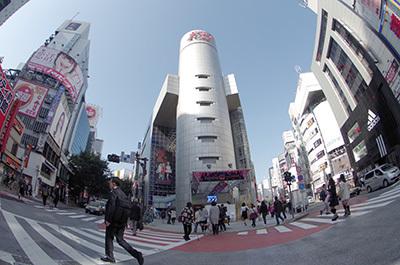 10月27日(火)今日の渋谷109前交差点_b0056983_11082816.jpg