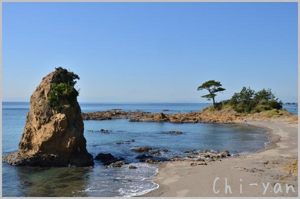 海風が少し冷たい 「湘南海岸」_e0219011_15512789.jpg