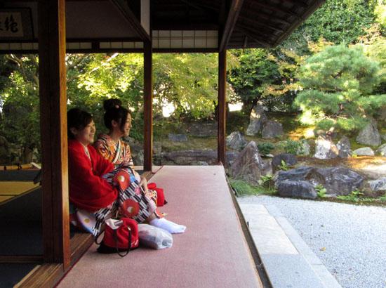高台寺  園徳院_e0048413_14415329.jpg