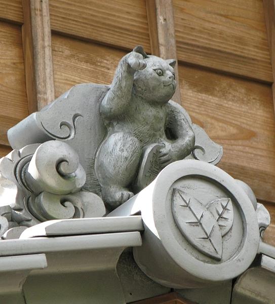 おかげ横丁 屋根の上シリーズ その4_f0129726_21581769.jpg