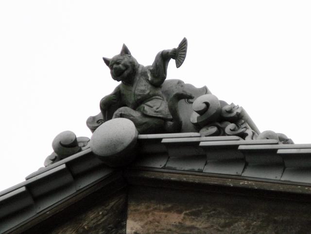 おかげ横丁 屋根の上シリーズ その4_f0129726_22030194.jpg