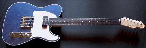 「Moire Grayish Blue Mica MetaのSTD-T 1本目」が完成!! _e0053731_13565210.jpg