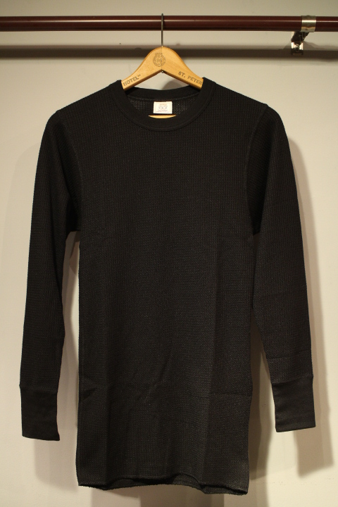 【NEW ARRIVAL】 JE MORGAN Thermal L/S_b0121563_20244599.jpg