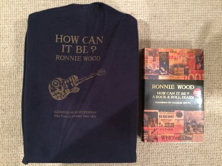 2015-10-28『Ronnie Wood/How Can It Be?』(英国版)_e0021965_16475242.jpg