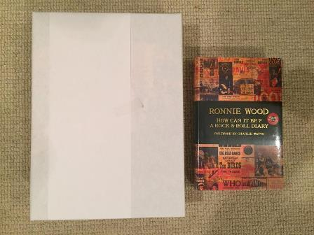 2015-10-28『Ronnie Wood/How Can It Be?』(英国版)_e0021965_16475684.jpg