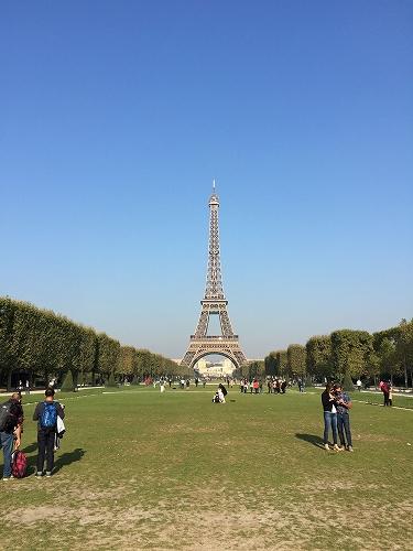 【 パリ滞在最後の夜 】_c0199166_738233.jpg