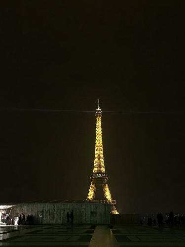 【 パリ滞在最後の夜 】_c0199166_7464768.jpg