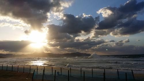 今日の日本海~_a0200771_21432250.jpg