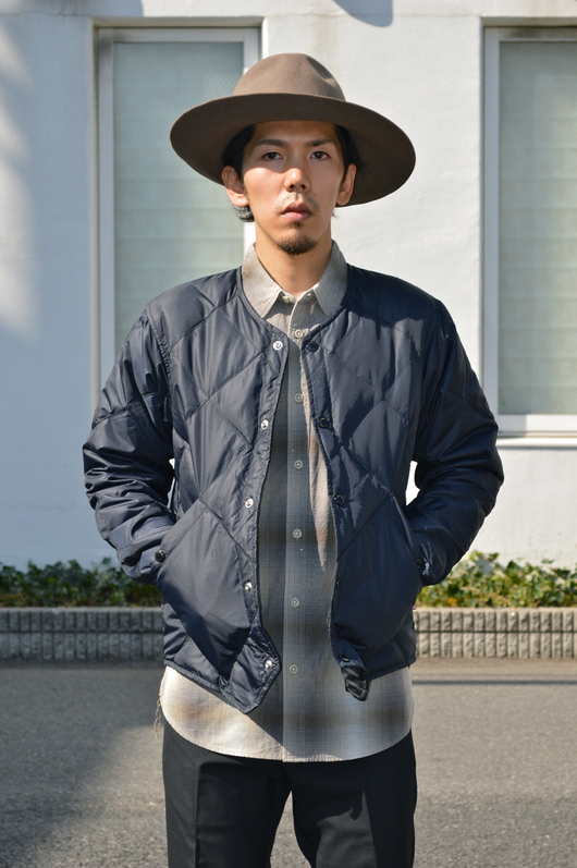 S/DOUBLE - 2015 AW Military Items!!_f0020773_1932195.jpg