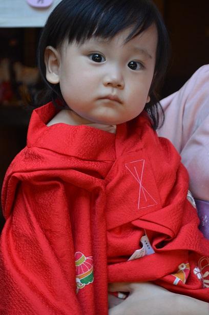 次女一才誕生日 皆で着物^^_d0230676_10115621.jpg
