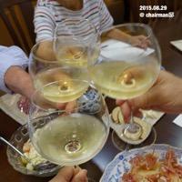 8月の乾杯 (備忘録)_d0133485_104429.jpg