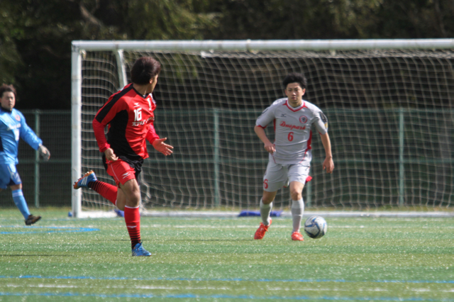 【TOP Team】東北社会人2部南リーグ 最終節: vs 松島マリソル 〜その1〜 October 25, 2015_c0365198_01352195.jpg