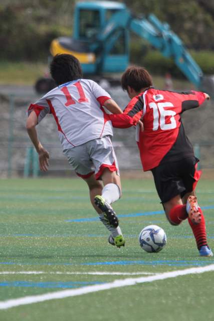 【TOP Team】東北社会人2部南リーグ 最終節: vs 松島マリソル 〜その1〜 October 25, 2015_c0365198_01362507.jpg