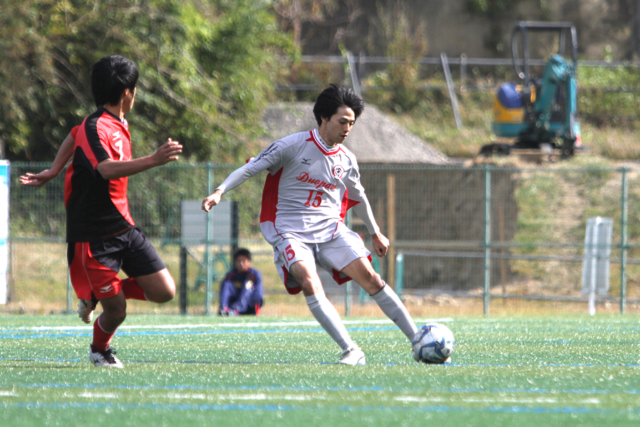 【TOP Team】東北社会人2部南リーグ 最終節: vs 松島マリソル 〜その1〜 October 25, 2015_c0365198_01362653.jpg