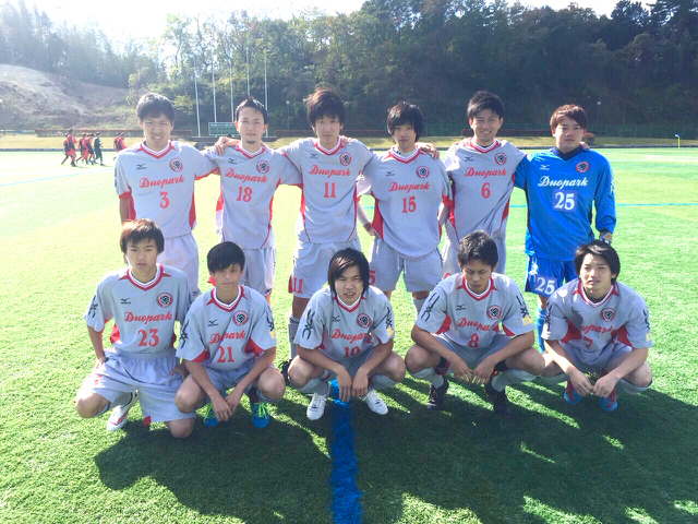 【TOP Team】東北社会人2部南リーグ 最終節: vs 松島マリソル 〜その1〜 October 25, 2015_c0365198_01392726.jpg