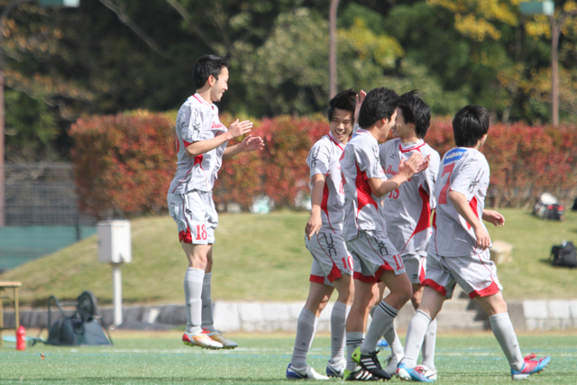【TOP Team】東北社会人2部南リーグ 最終節: vs 松島マリソル 〜その1〜 October 25, 2015_c0365198_01392742.jpg