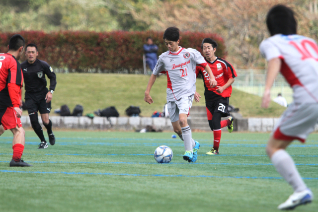 【TOP Team】東北社会人2部南リーグ 最終節: vs 松島マリソル 〜その1〜 October 25, 2015_c0365198_01392761.jpg