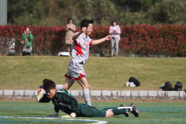 【TOP Team】東北社会人2部南リーグ 最終節: vs 松島マリソル 〜その1〜 October 25, 2015_c0365198_01392787.jpg