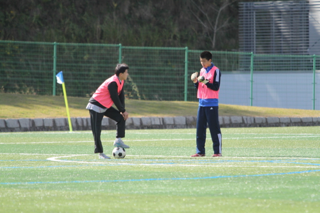 【TOP Team】東北社会人2部南リーグ 最終節: vs 松島マリソル 〜その1〜 October 25, 2015_c0365198_01393648.jpg