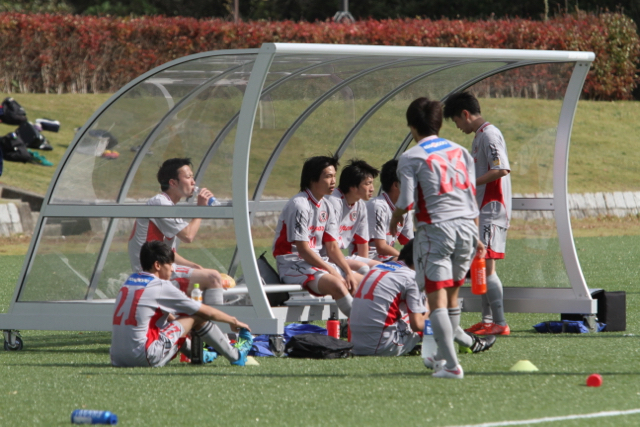 【TOP Team】東北社会人2部南リーグ 最終節: vs 松島マリソル 〜その1〜 October 25, 2015_c0365198_01393759.jpg