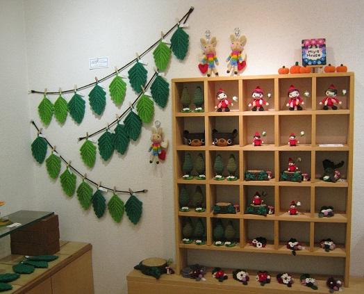たまごの工房企画 「森と茸とコビトたち」 展  その2_e0134502_13375379.jpg