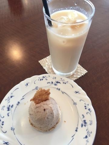 京菓子 一善や パスタランチ_e0115904_08265143.jpg