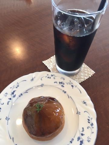 京菓子 一善や パスタランチ_e0115904_08420175.jpg